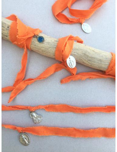 Bracelet miraculeux Tangerine