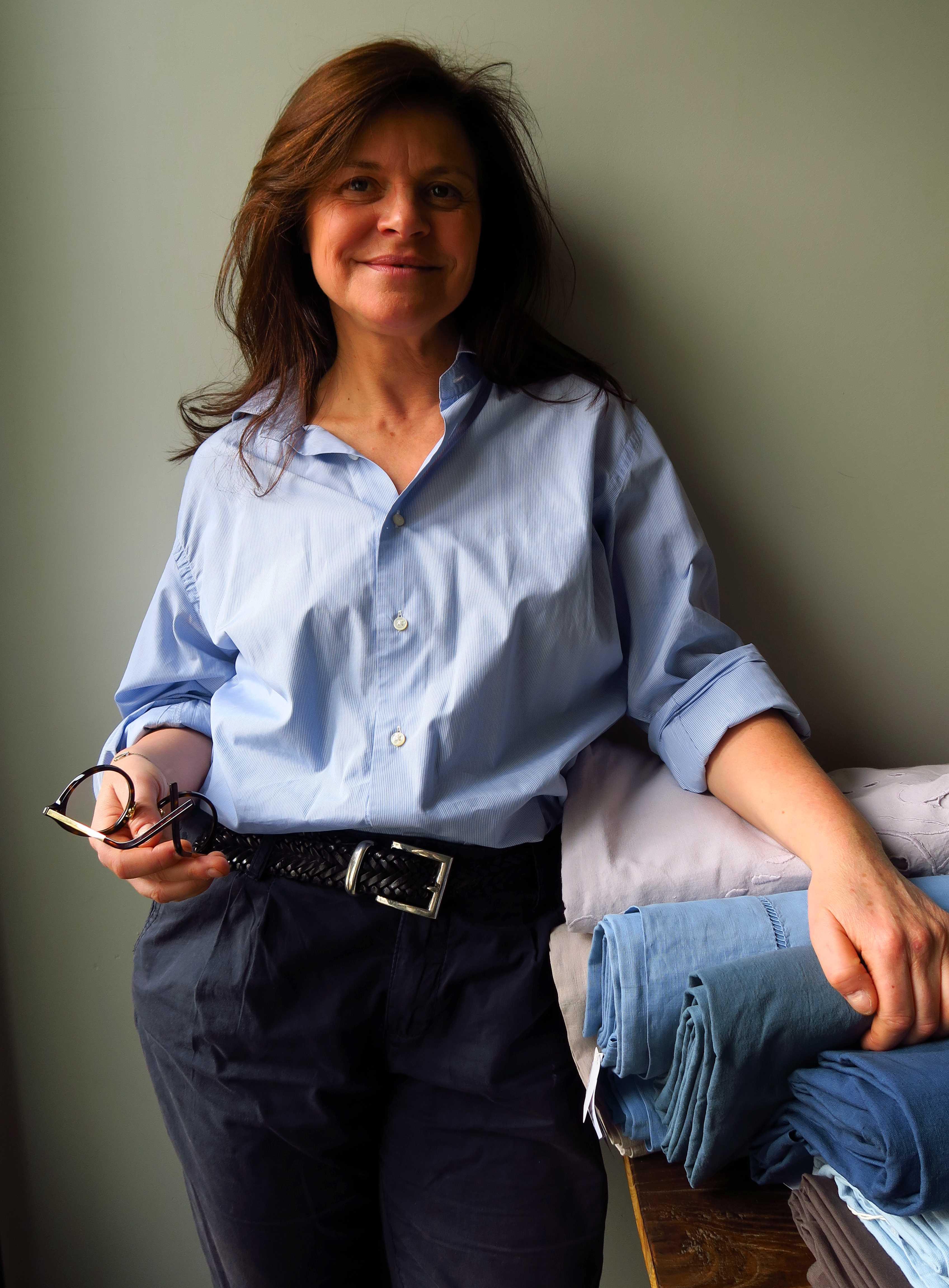 Photo de Cécile Mazière - Créatrice de la petite puce
